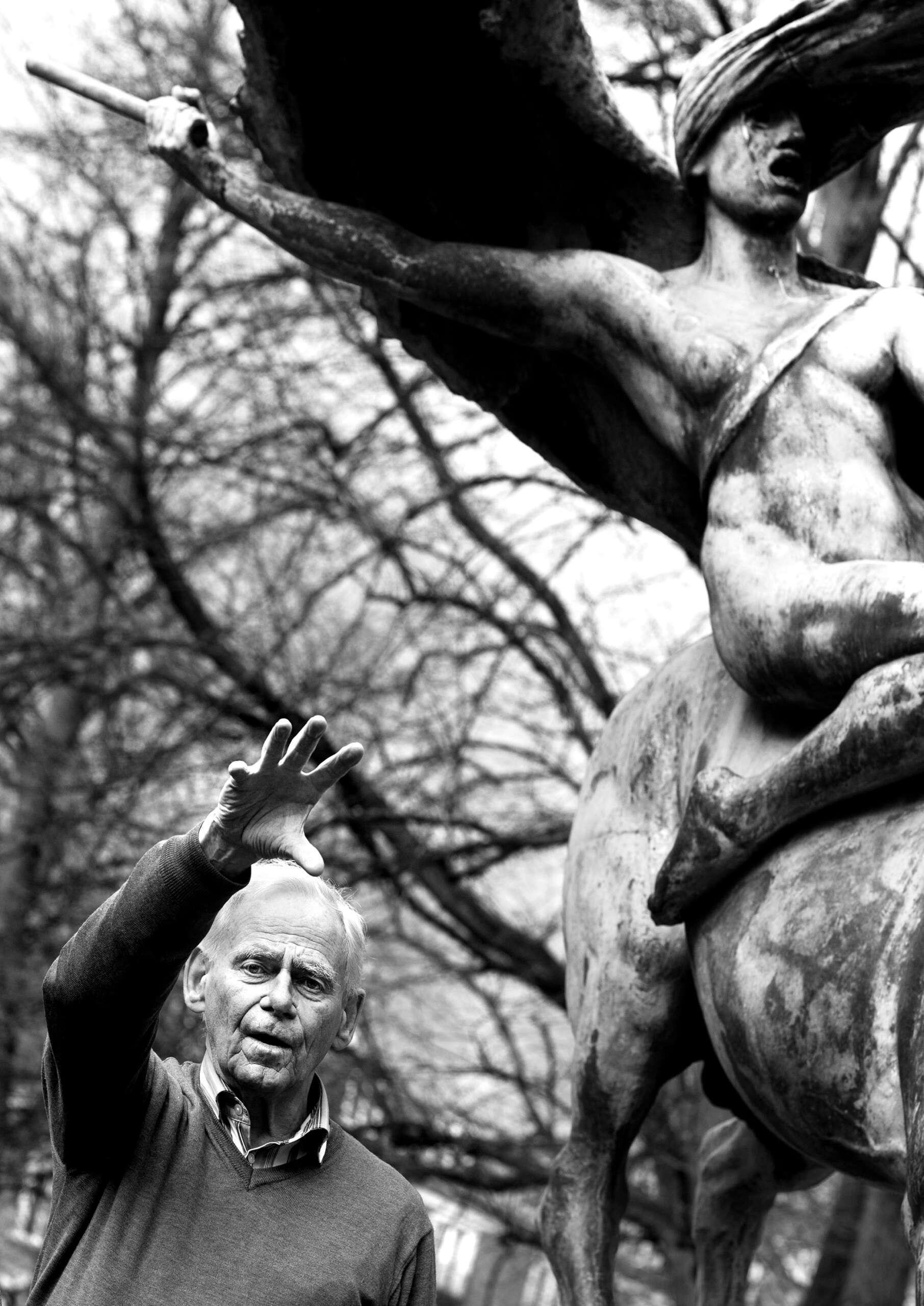 Hvad mener  en stor samfundsdebattør  om borgerløn? – Foredrag og debat med journalist og debattør Ejvind Larsen