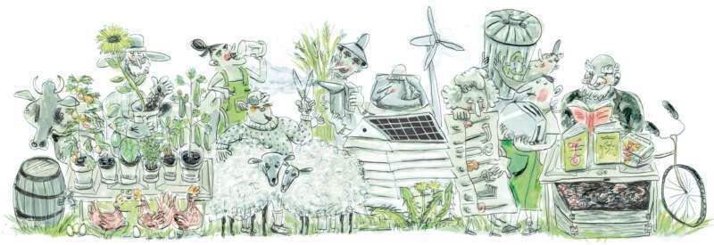 Lad os sammen sætte den bæredygtige udvikling på programmet til kommunalvalget