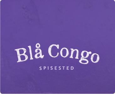 Blå Congo