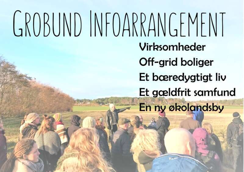 Infomøde i Brenderup: Grobund – Et nyt livsgrundlag