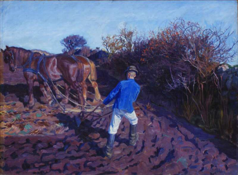 Jordforbindelser – dansk maleri 1780-1920 og det antropocæne landskab