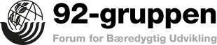 Nyt om miljø og udvikling – 92-gruppens nyhedsbrev