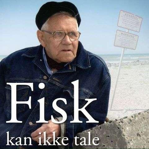 Fisk kan ikke tale