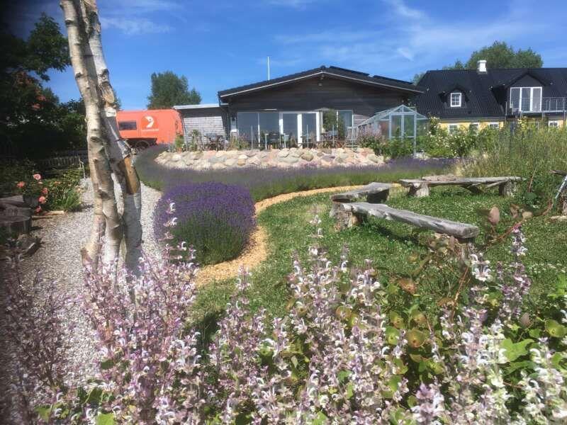 Vitsøhus paradishave • Permakultur LANDcenter