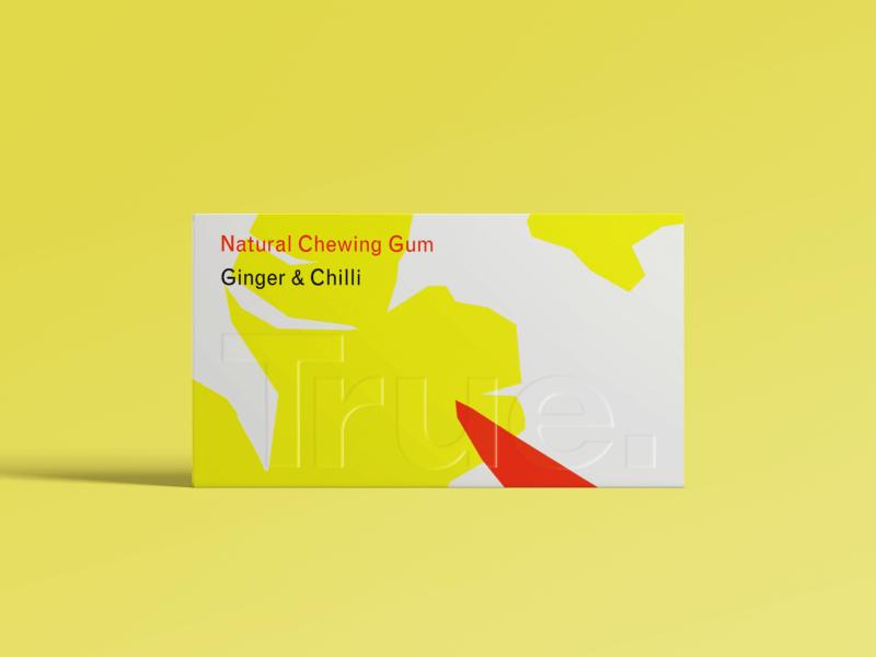True gum – 100% naturligt tyggegummi