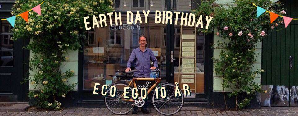 Eco Ego 10 år – Earth Day Birthday