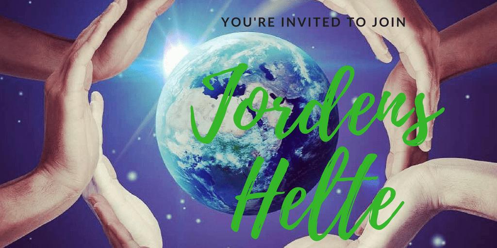 JORDENS HELTE  – ny NGO / KLUB med fokus på Børn, Bæredygtighed og Bevidsthed