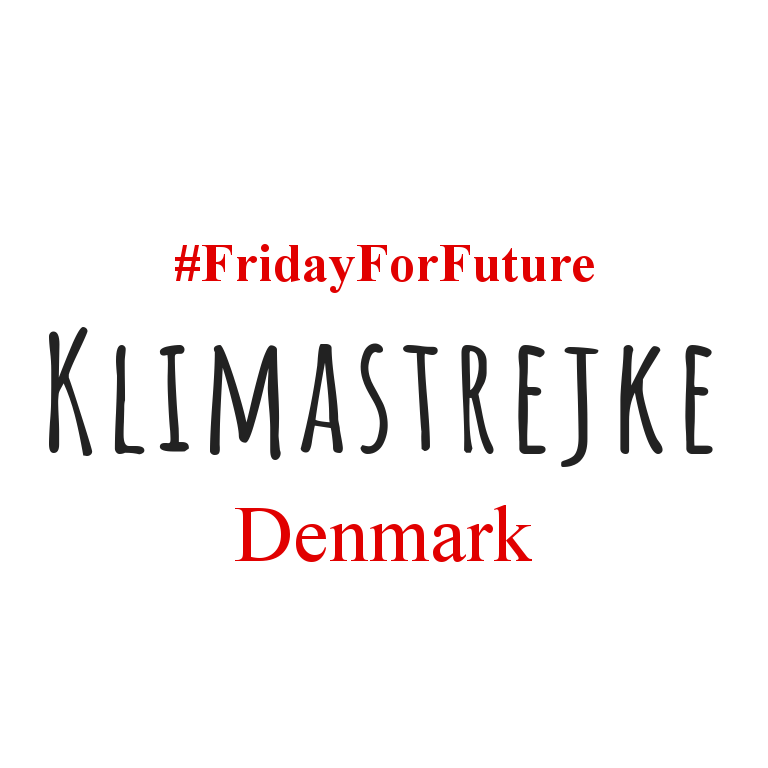 Klimastrejke – FridaysForFuture Denmark