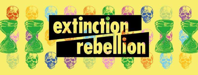 Extinction Rebellion Launch Weekend