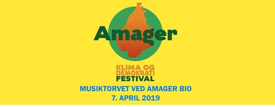 KLIMA og DEMOKRATI-festival på Amager