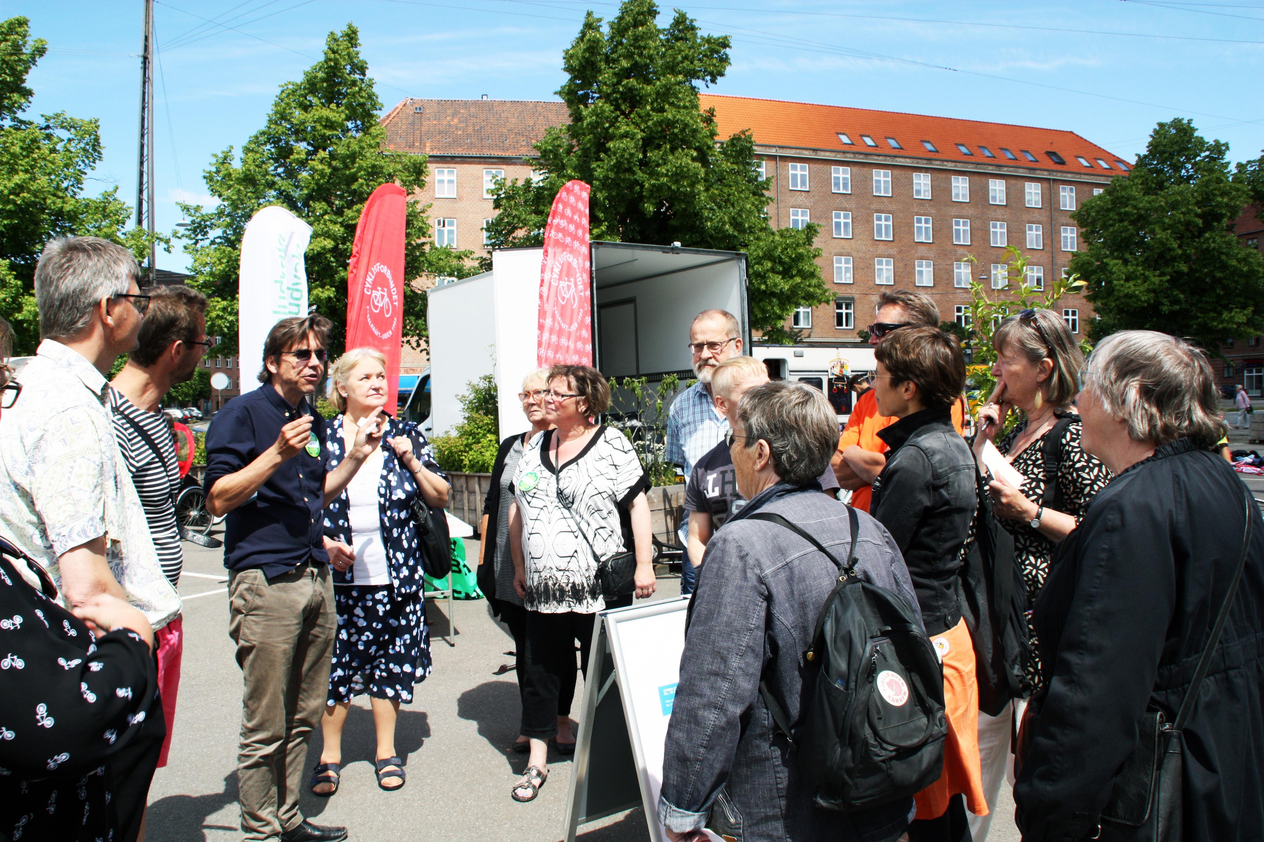 Klimafestival i Valby
