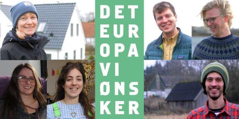 Unge møder Europa-Parlamentskandidaterne