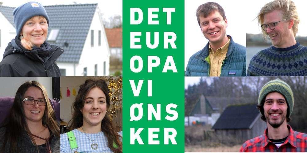 Miljødebat i Århus: Visionære unge møder EU-kandidaterne