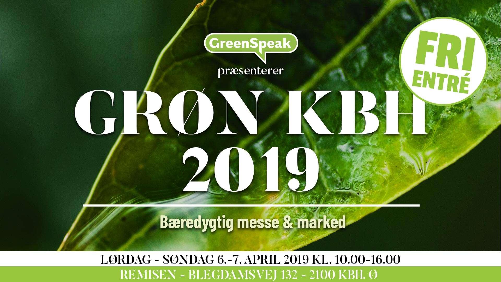 GRØN KBH 2019