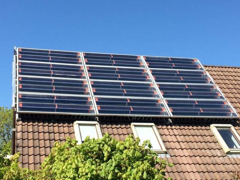 Foredrag: Fra over 14 000 kWh til under 4 000 kWh om året