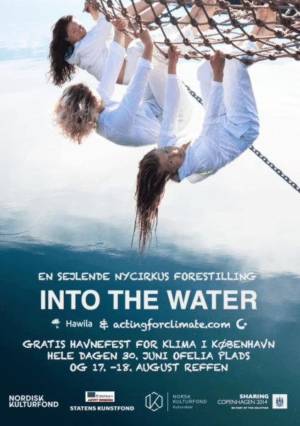 Cirkusskib på sejltogt for klimaet