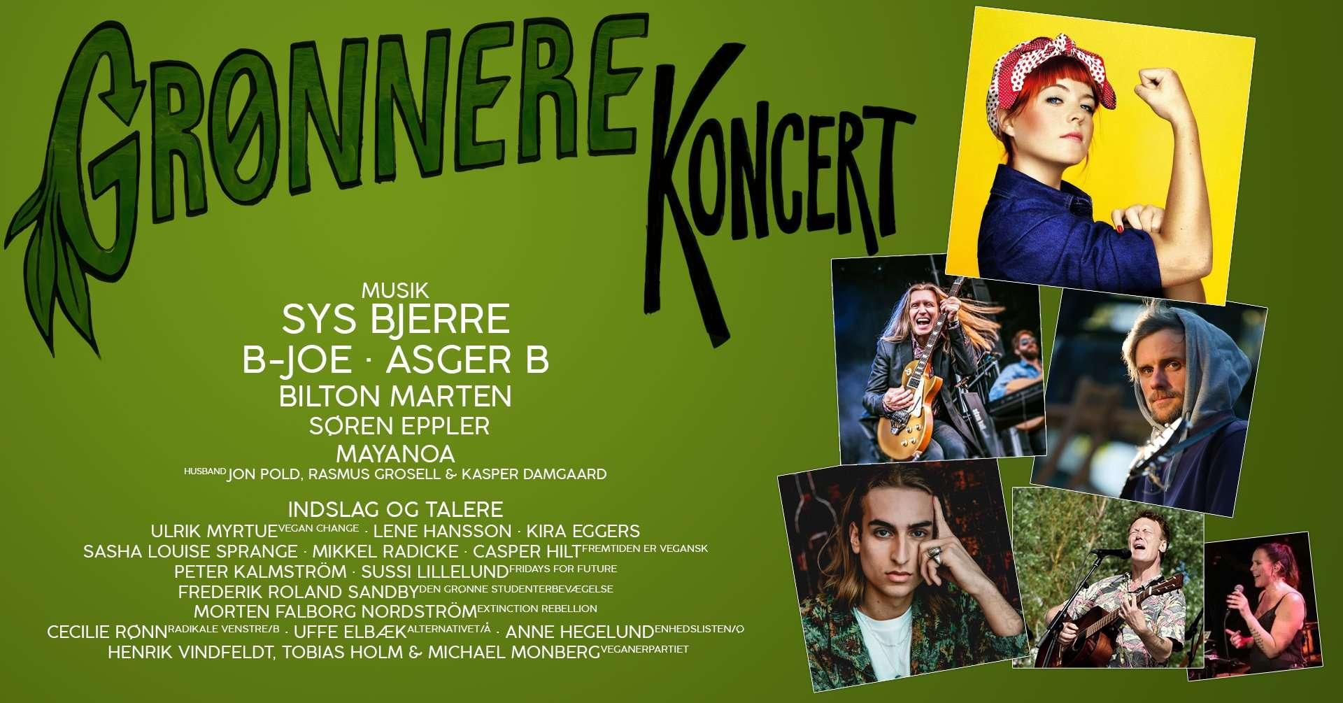 Grønnere Koncert