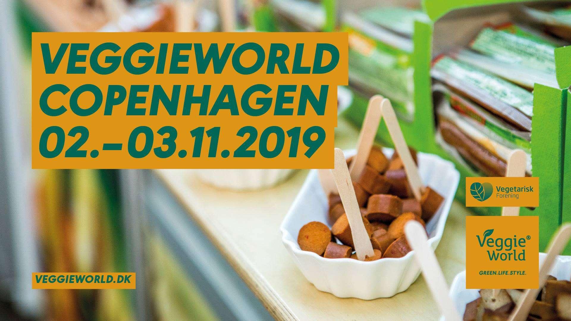 VeggieWorld Copenhagen 2019