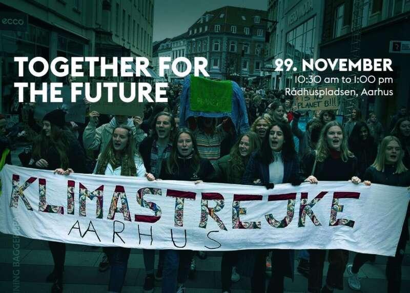 Global Klimastrejke – Aarhus