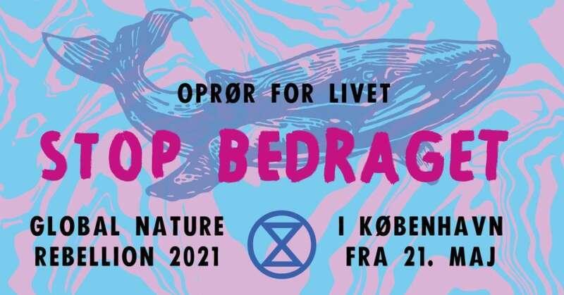 Stop bedraget: Oprør for livet 2021